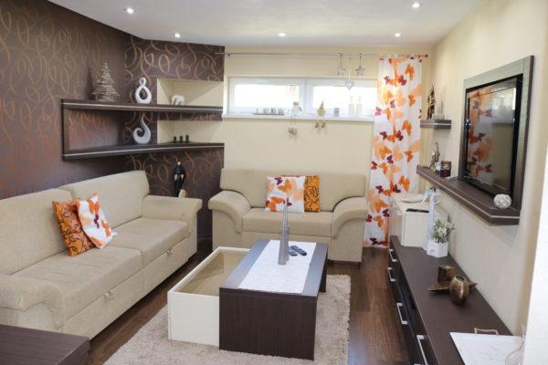 Obývacia izba, Polomka