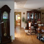 Obývacia izba, rodinný dom, Pohorelá