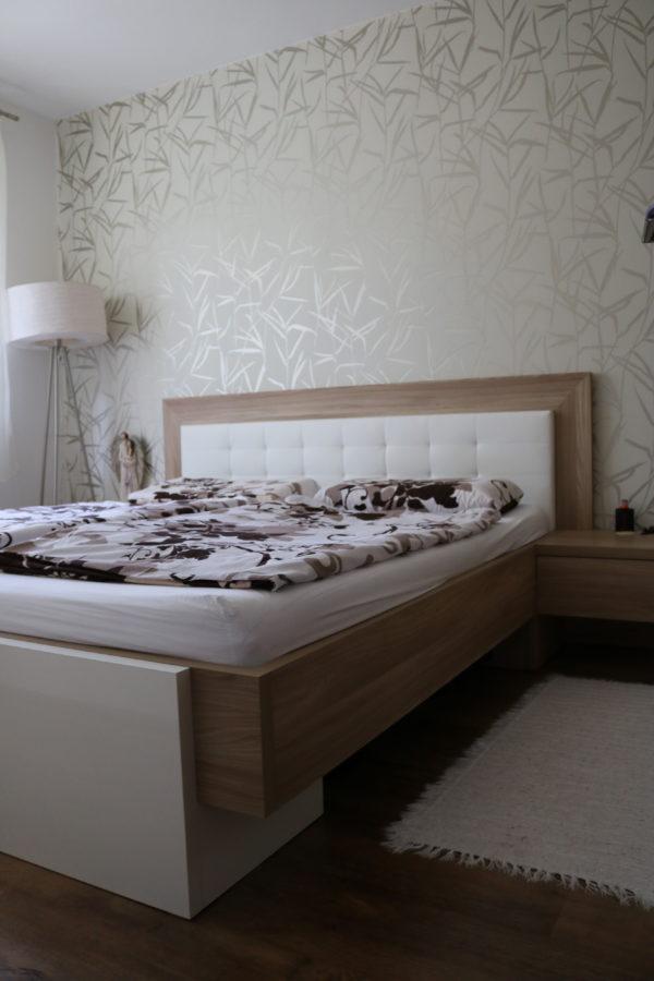Spálňa, byt B. Bystrica